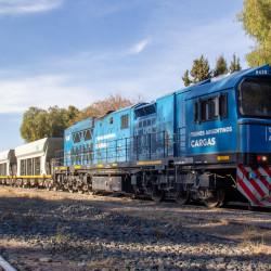 Con diversificación y nuevos ramales crece el transporte ferroviario