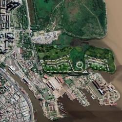 Paso clave para la creación de un barrio y un parque en la ex Ciudad Deportiva de Boca