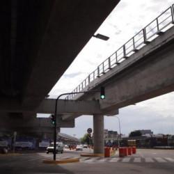 El Gobierno porteño negocia para traspasar las obras inconclusas del Viaducto San Martín a Nación