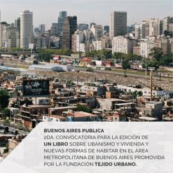 Fundación Tejido Urbano Noticia Convocatoria BAP 2021 Publicaciones Urbanismo y Hábitat