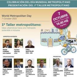 Dia Mundial Metropolitano y al Taller Metropolitano