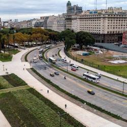 Distinguen a la Ciudad de Buenos Aires por el proyecto de los Parques del Bajo