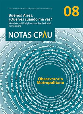 Revista NOTAS CPAU 08