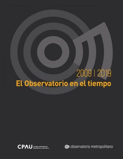 2009 |  2019 El observatorio en el tiempo